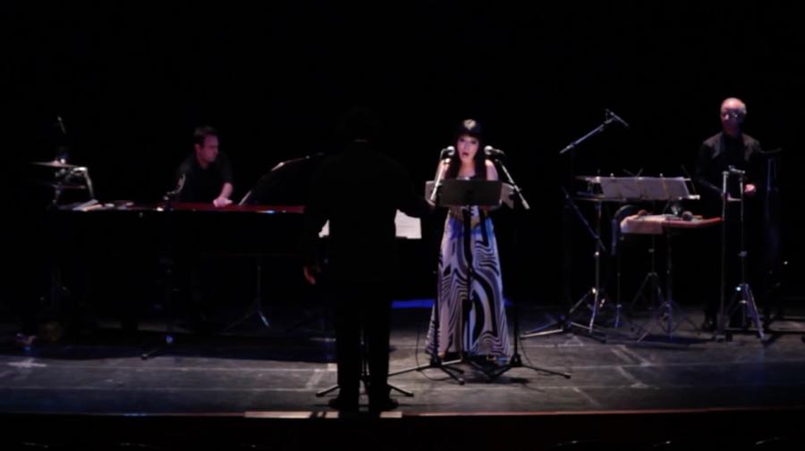 Festival de música contemporanea Zahir Ensemble